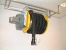 Катушки механические с вентилятором ERMV 150-10