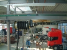 Катушки с электроприводом без вентилятора EGE-200-10
