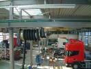 Катушки с электроприводом и с вентилятором EVGE-125-15